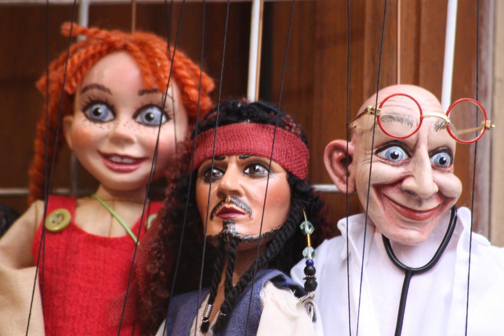 Marionetten - Prag