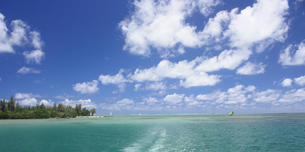 Ile aux Cerf - Mauritius