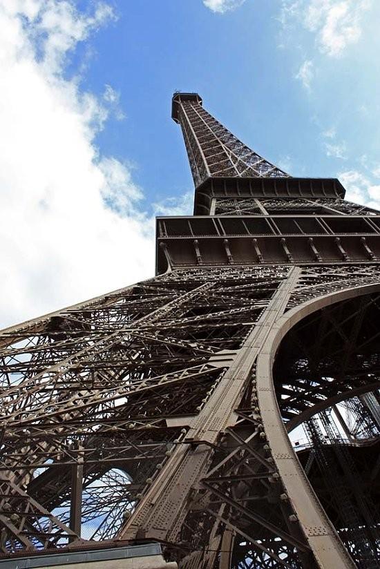 der Eiffelturm (Paris)