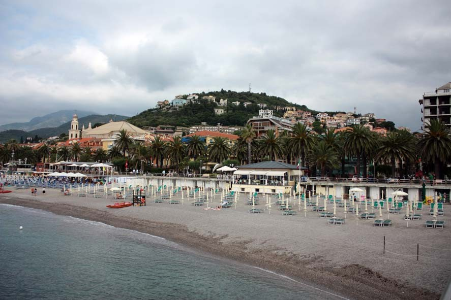 Strand Pietra Ligure (It)