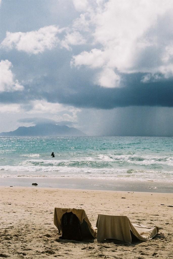 Beau Vallon Beach - Seychellen