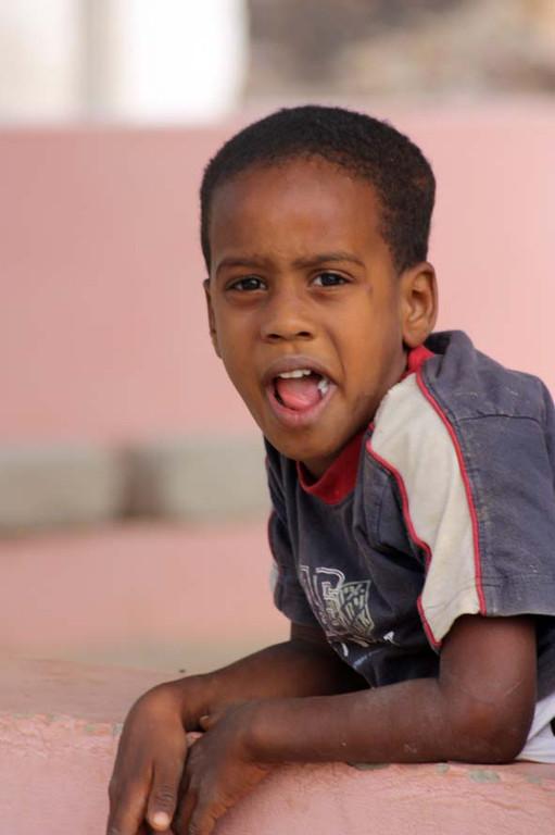 kapverdianisches Kind