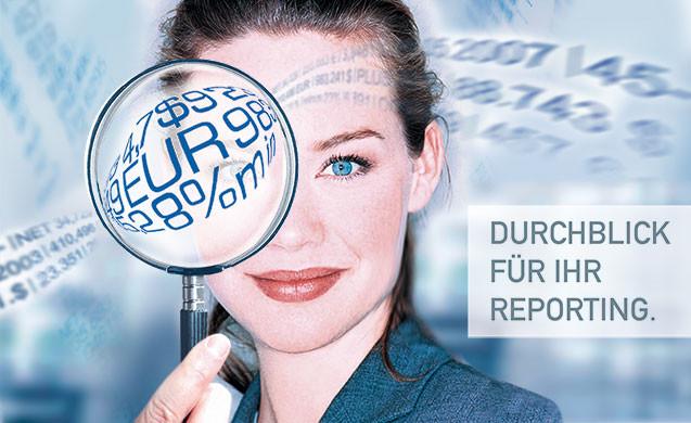 Machen Sie Ihr Unternehmens-Reporting transparent