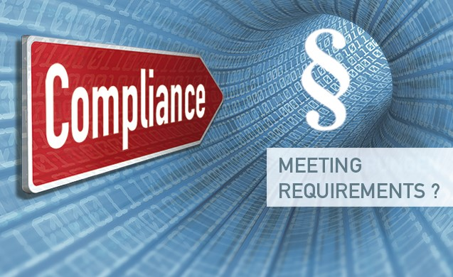 meet your requirements for compliance
