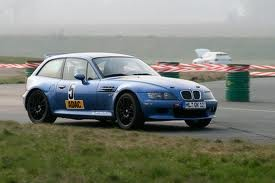 Daniel Rhode Fahrer BMW Z3 Coupe