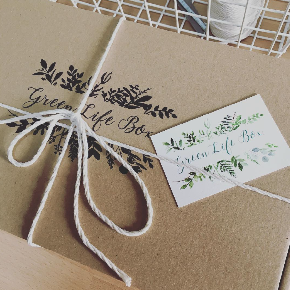 La greenlife Box