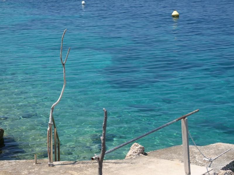 Impressionen Maslinica Beach