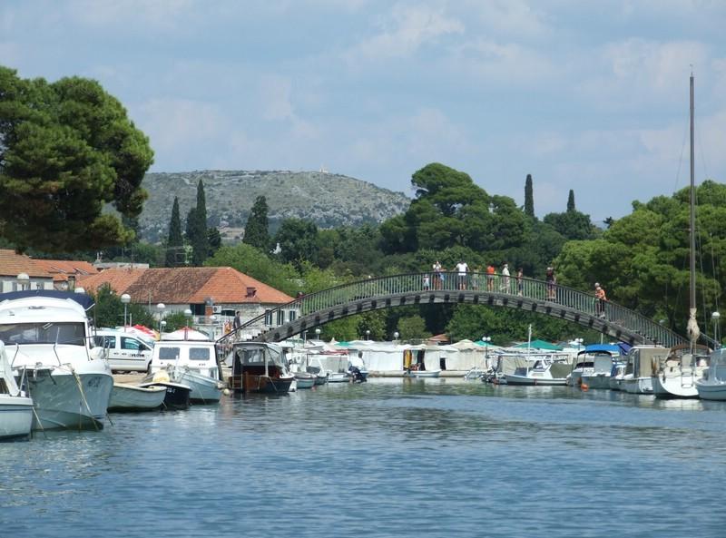 Markt von Trogir