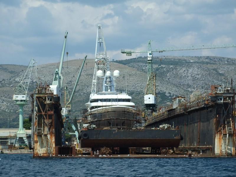 Werften Trogir