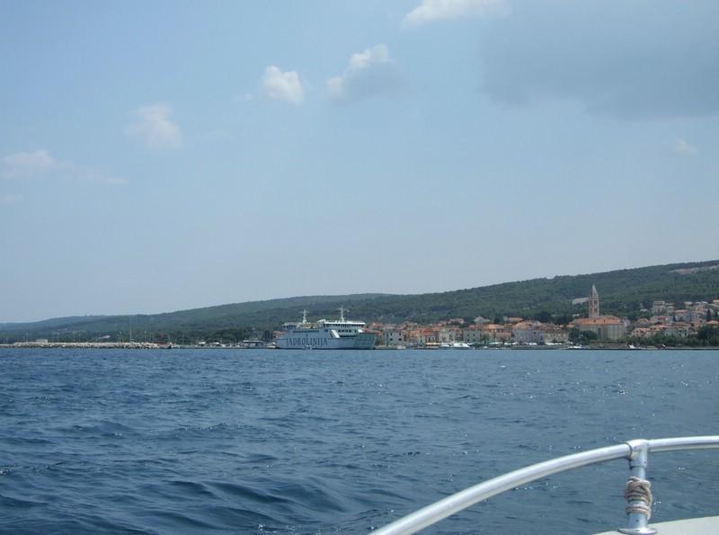 Supetar, Otok Brac