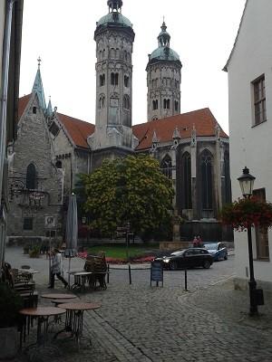 Dom in Naumburg