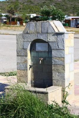 Brunnen mit gutem Wasser