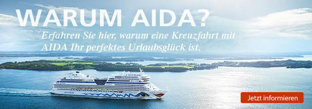 AIDA Kreuzfahrt neu erleben mit Sport Wellness Ausflüge Shows Relaxen am Pool Aida Schnäppchen buchen