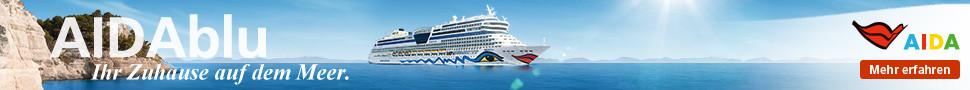 AIDA last minute Kreuzfahrten Angebote Mittelmeer Ostsee Nordland buchen