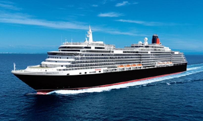 Kreuzfahrtenschiff Queen Victoria (c) Cunard Line