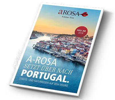 A-Rosa Flussreisen in Portugal auf dem Douro ab Porto incl. Fluganreise als Pauschalreise Portugal
