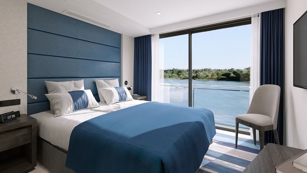 Donau Flusskreuzfahrten ins Donau Delta 2021 mit MS nickoVISION von Nicko Cruises ab Passau ins Donaudelta 2021