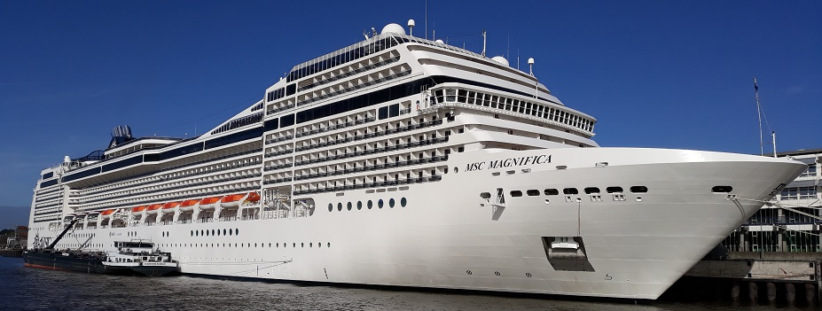 Msc Grandiosa Mega Kreuzfahrten Mittelmeer Ab Marseille