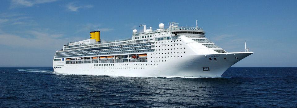 Costa Kreuzfahrten ab/bis Singapur mit Flug buchen