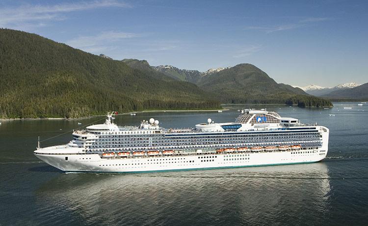 Sapphire Princess (c) Princess Cruises