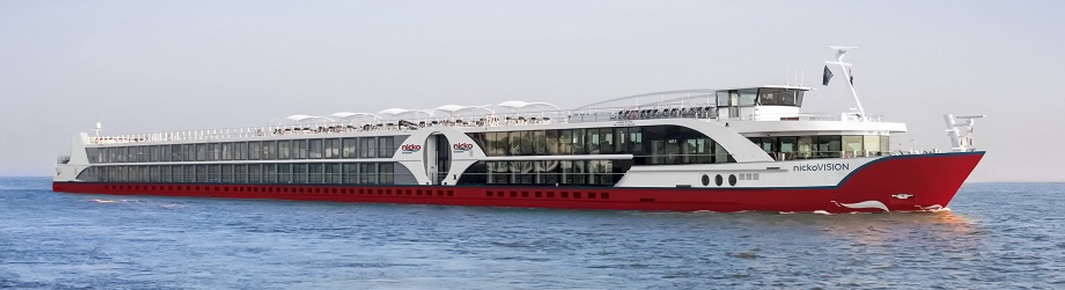 Nicko Cruises Donaureisen mit Donau-Delta 2021 mit nickoVISION und Donau Flusskreuzfahrten ab Passau mit Bratzislava, Budapest und Wien mit ultra Frühbucher Ermässigungen 2021