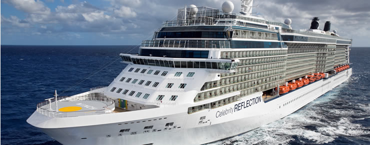 Celebrity Reclection(c)Celebrity Cruises