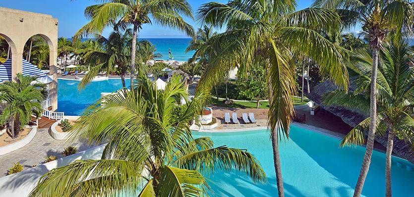 """Hotelresort """"Melia Las Americas"""" sowie beliebte Iberostar Hotels Kuba für Ihren all inclusive Urlaub im Strandhotel bei Varadero (c) Melia las Americas"""