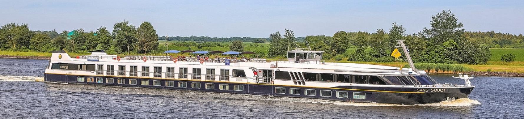 Flusskreuzfahrten Elbe, Havel, Moldau, Oder und Ostsee