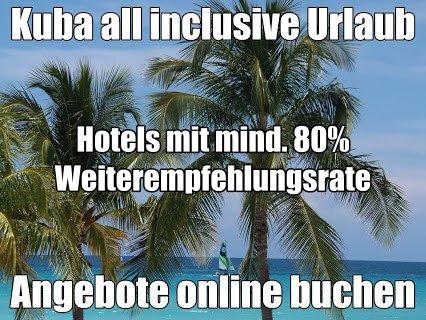 Kuba Badeurlaub 2020 mit Hotelempfehlungen ab 80% Iberostar Strandhotels mit Flug