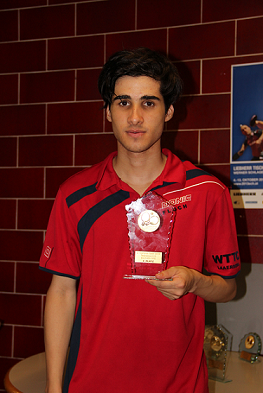 Teambewerb B, 2.Platz, William Diaz