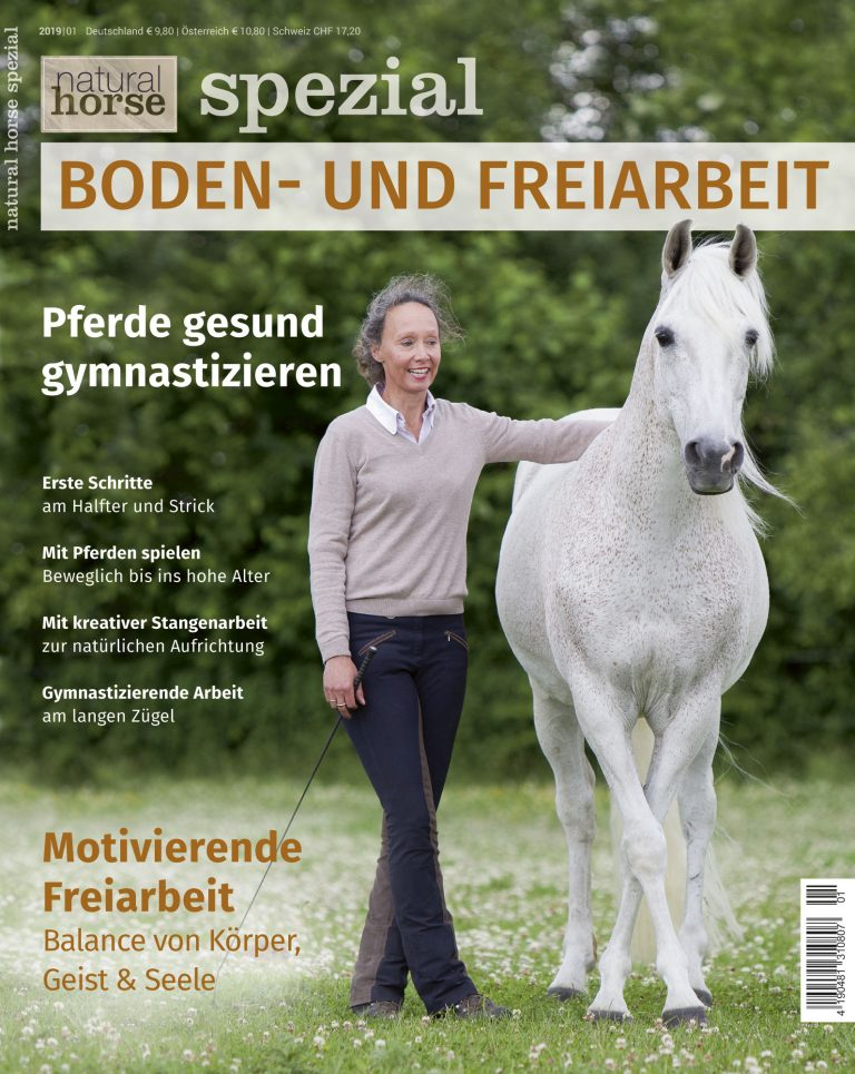 Natural Horse Spezial 2019: Körperwahrnehmung ergotherapeutisch schulen