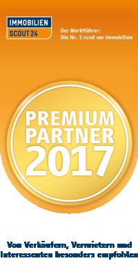 Premium Partner Immobilienscout 24 2017