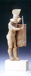 Statutta dal Wurttemberisches Landesmuseum, Stoccarda)