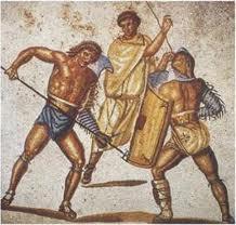 Mosaico di Saarland, III sec. d.C.