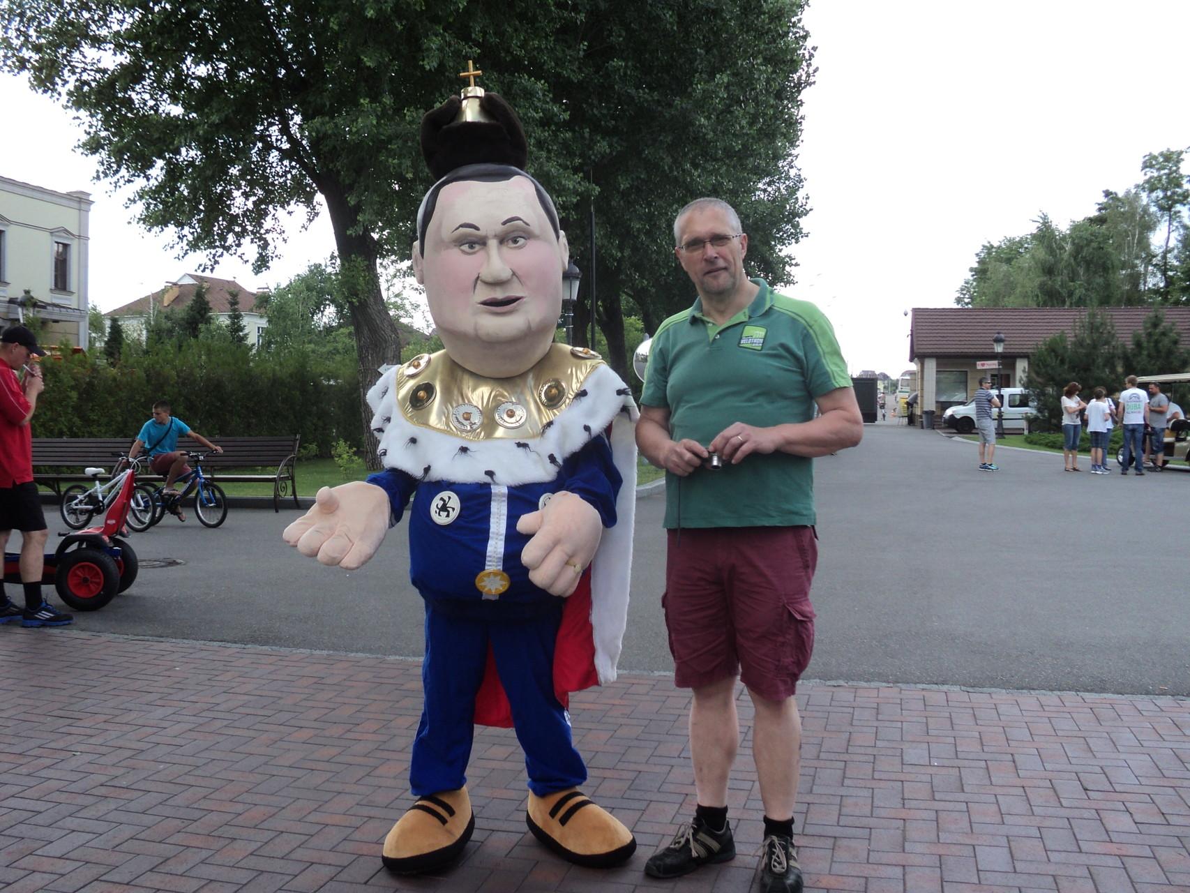 Janukowytsch und Oli