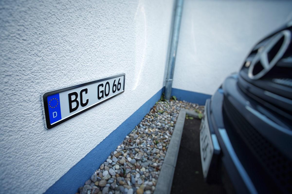 ParkSign Parkplatzschild für die Wand