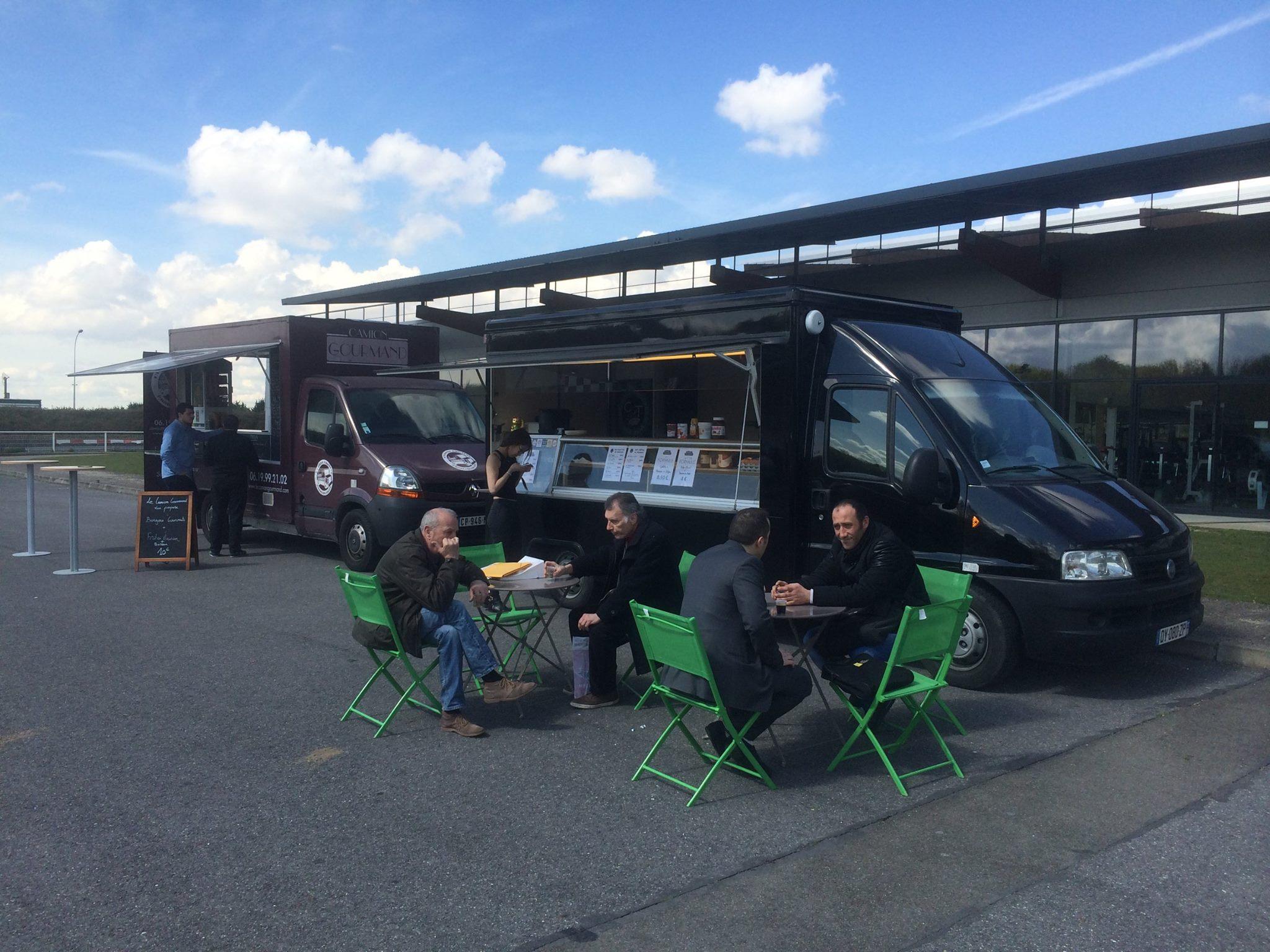 Crêpes Troopers Food Truck - Salon de l'emploi / Aulnay sous Bois