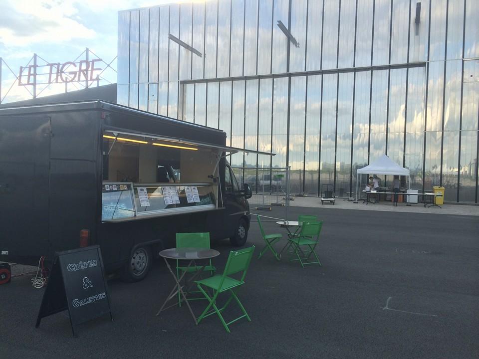 Crêpes Troopers Food Truck - Soirée étudiante / Le Tigre, Compiègne