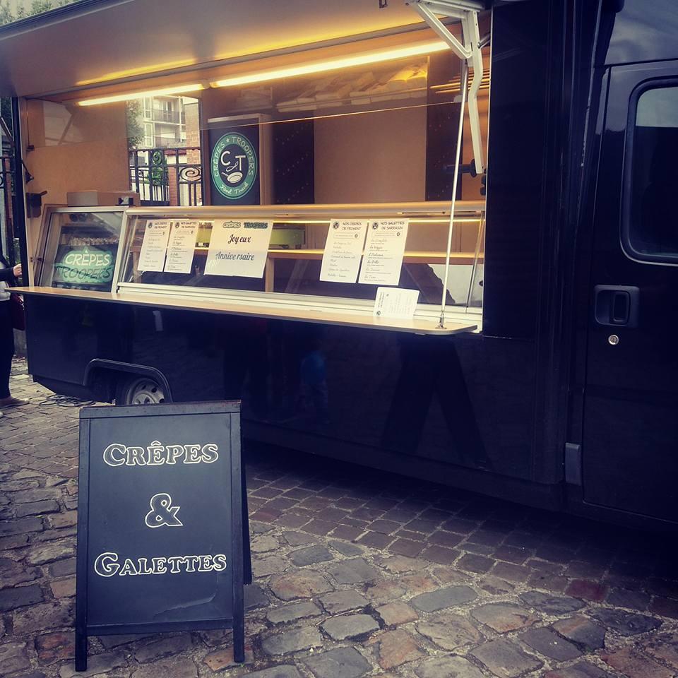 Crêpes Troopers Food Truck - fête de la musique / Aulnay sous Bois