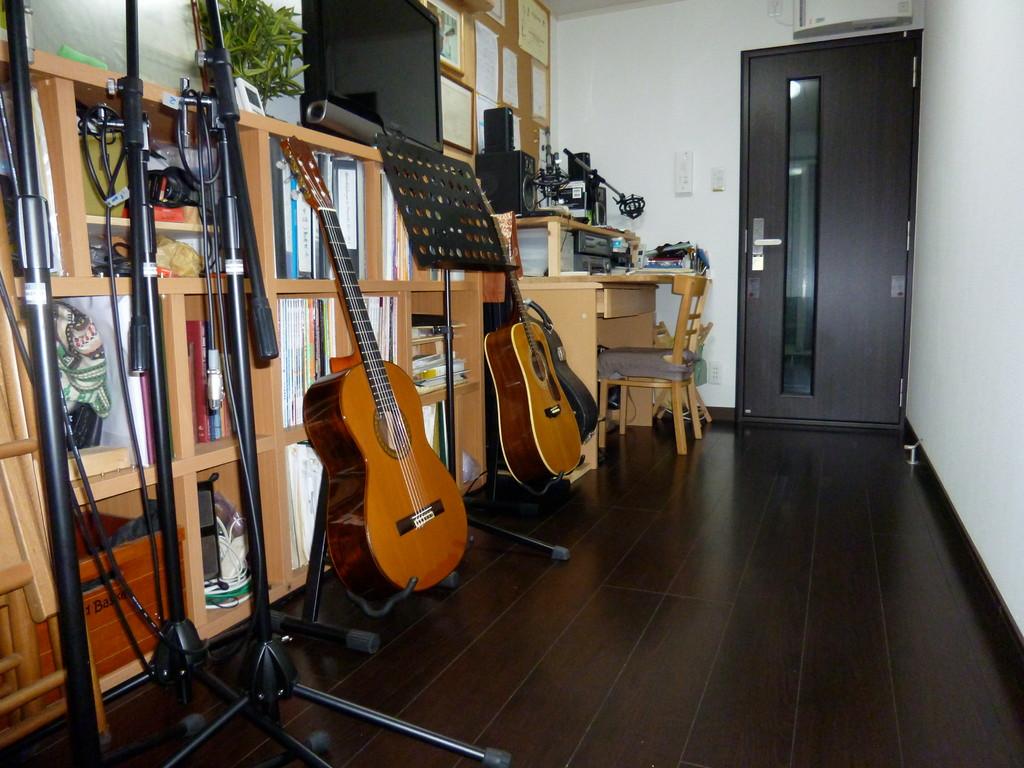スタジオ/教室レッスン室(2011年)