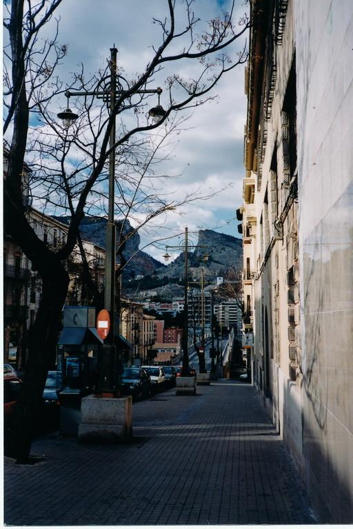 Alcoyの風景