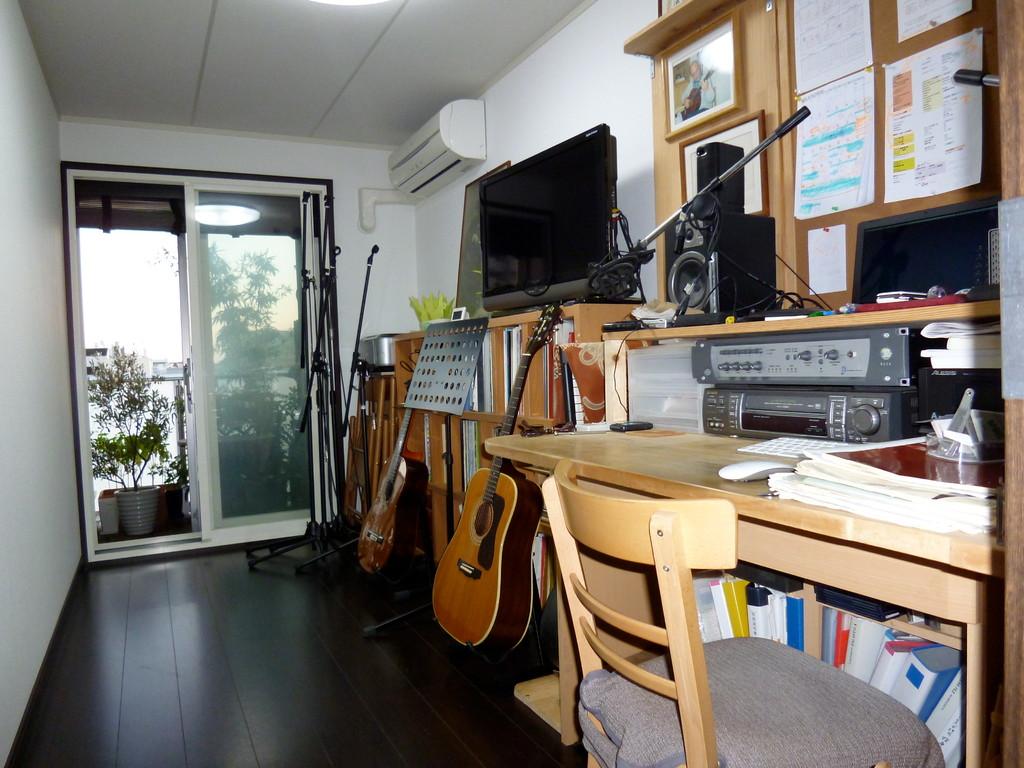 スタジオ/教室レッスン室