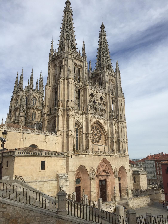La bella Burgos