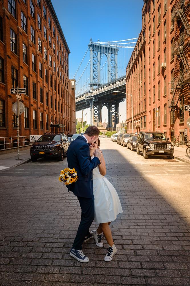 Matrimonio New York USA pacchetto luogo a scelta Manhattan Passion