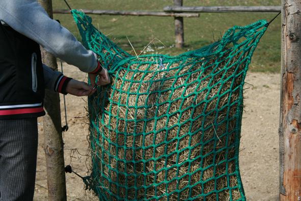 Netztaschen von 1m - 3m Breite