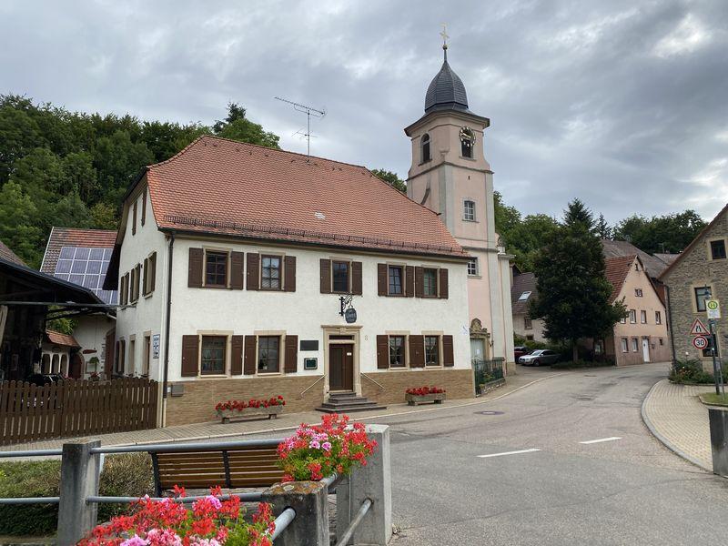 Wirtshaus zum Herboldshof, Geburtshaus von Johann Friedrich Deinhard