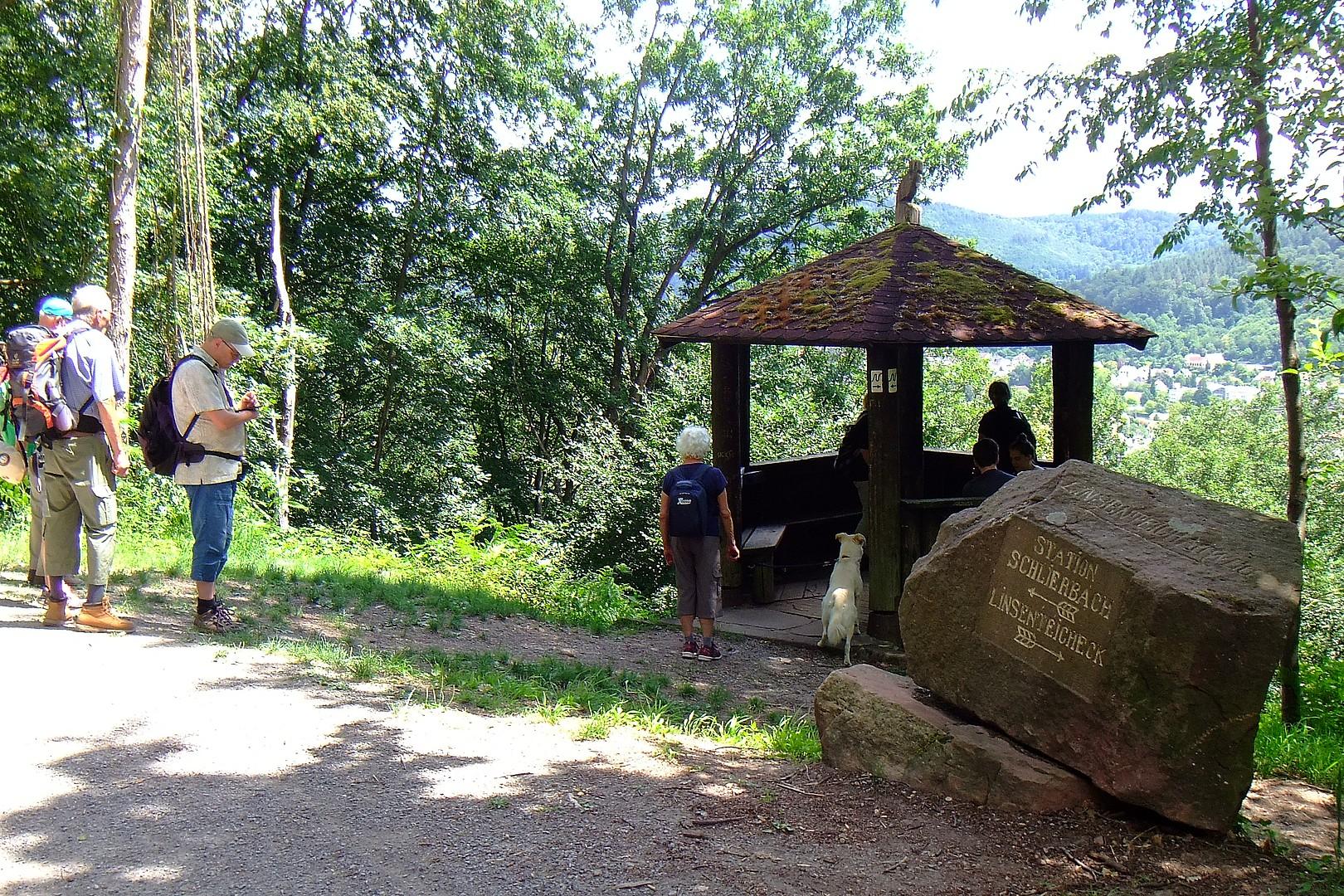 An der Gemsberghütte