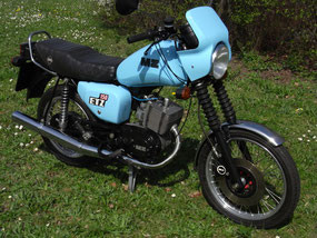 Bild: MZ ETZ150