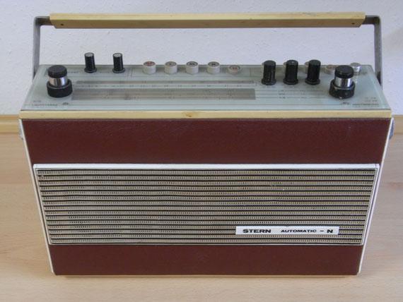 Bild: RFT Stern Automatic - N,Radio,DDR,RFT,Reparatur,Restauration,Defekt,Überholung,Ersatzteile,instandsetzen,reparieren,überholen,aufarbeiten,kaputt