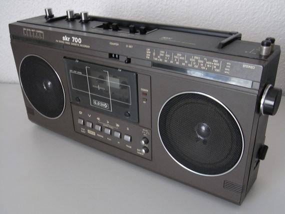 Bild: RFT SKR 700,Kassettenrekorder,Kassettenrecorder,Radio,DDR,RFT,Reparatur,Restauration,Defekt,Überholung,Ersatzteile,instandsetzen,reparieren,überholen,aufarbeiten,kaputt
